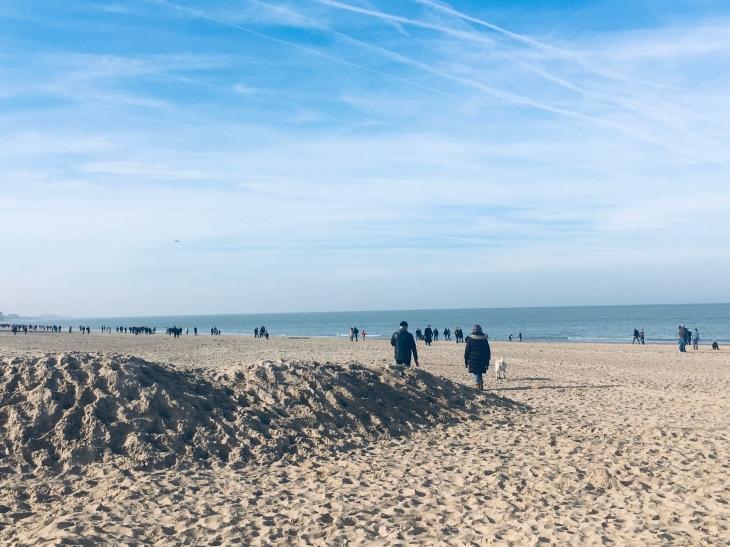 Oostende, Marea Nordului