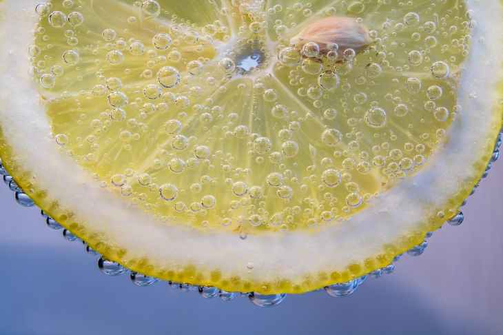 beverage bubble citrus citrus fruit