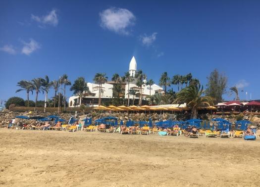 Lanzarote, Plaja Dorada
